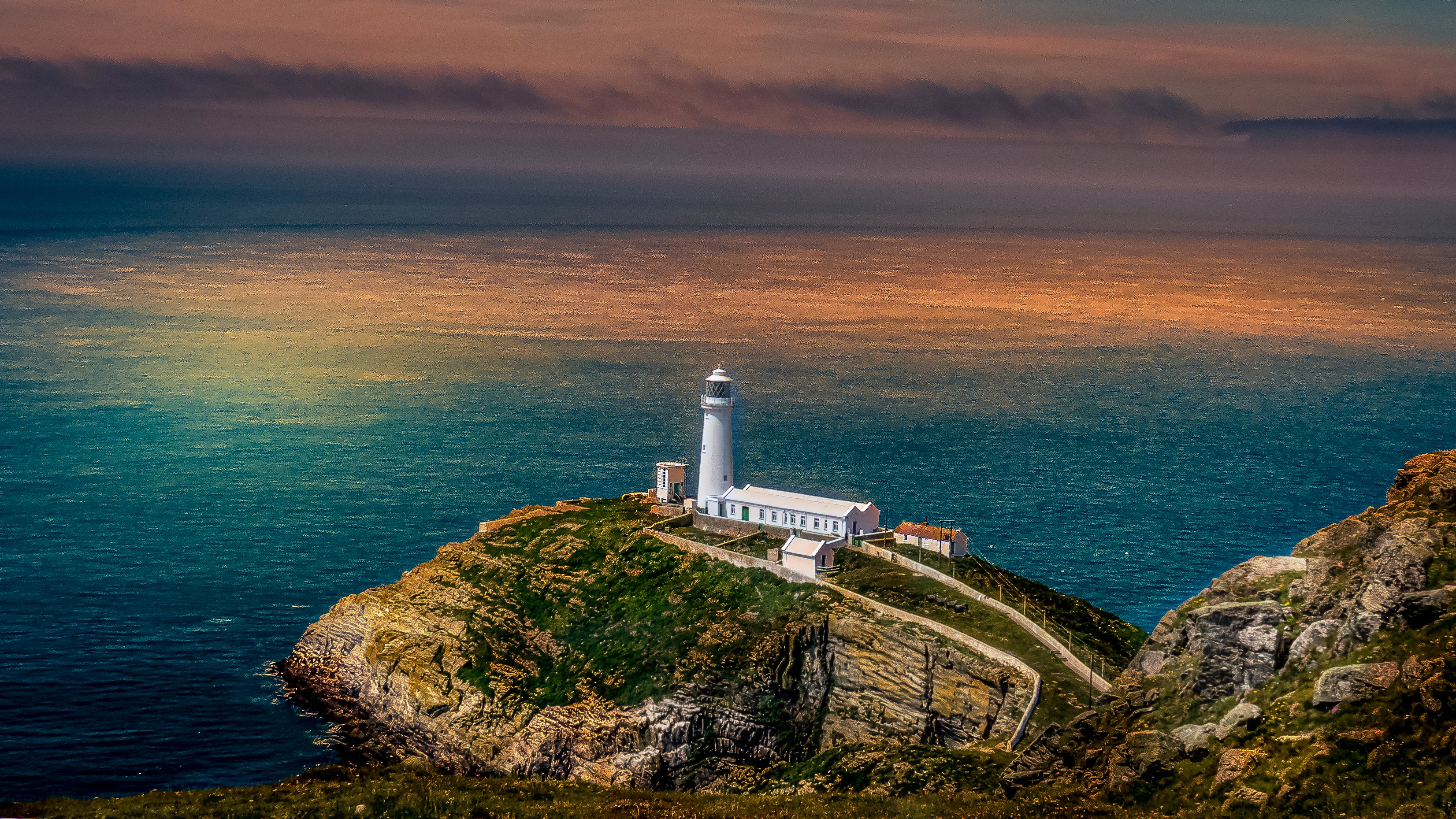 South Stacks Lighthouse, Anglesey - image 005